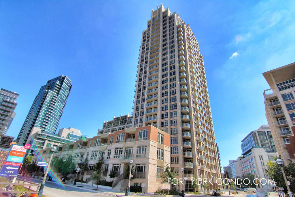 West harbour city ii at 21 grand magazine st fort york for 15 iceboat terrace toronto postal code