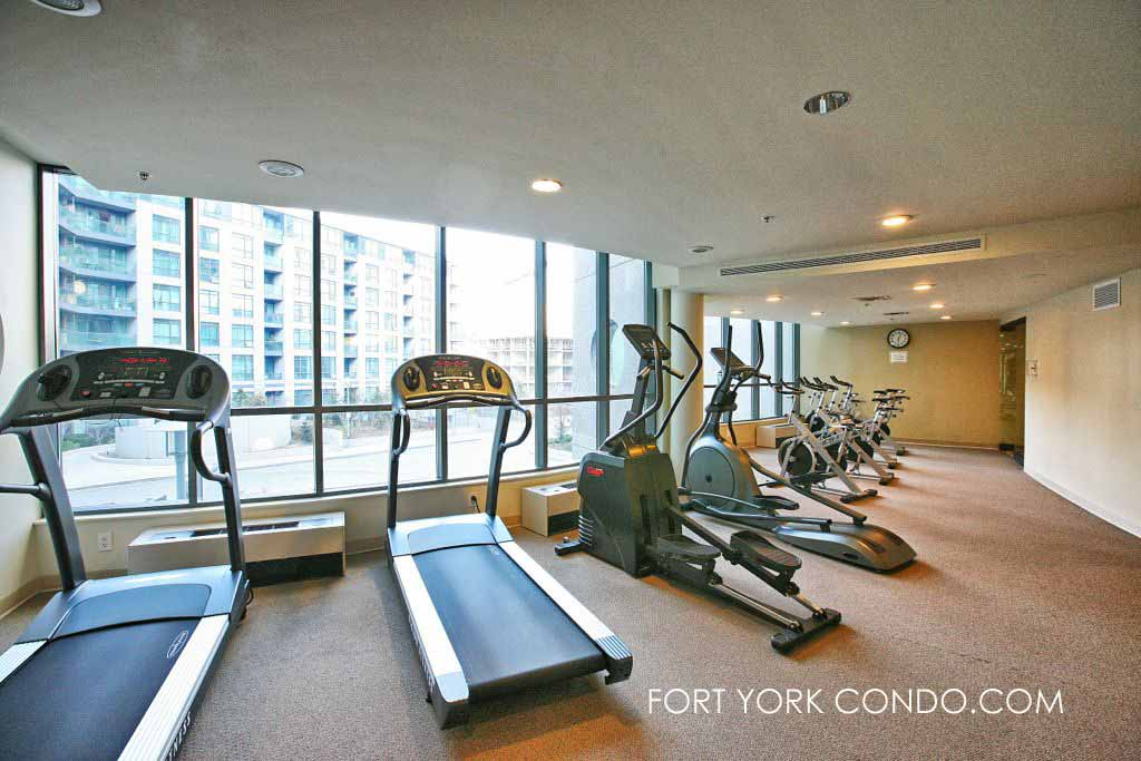 231 Fort York Blvd Fitness Studio