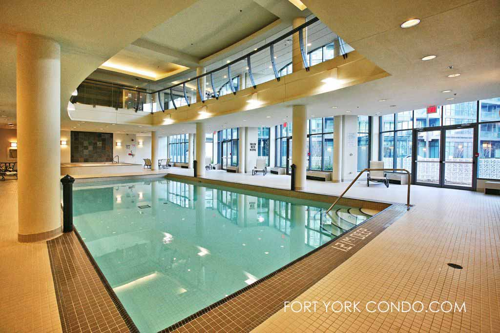 231 Fort York Blvd Pool