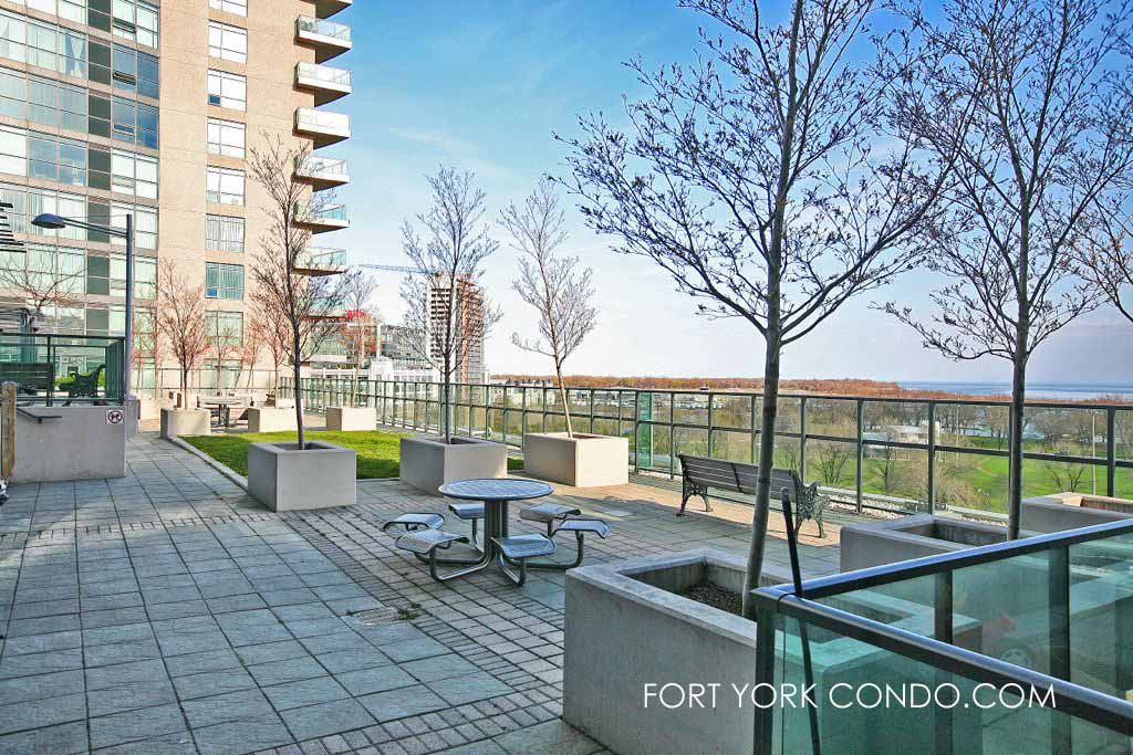 231 fort york blvd amenities