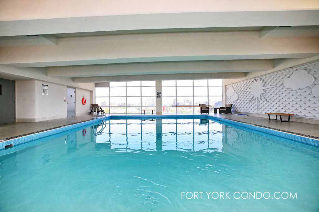 628 Fleet St Indoor Pool 2