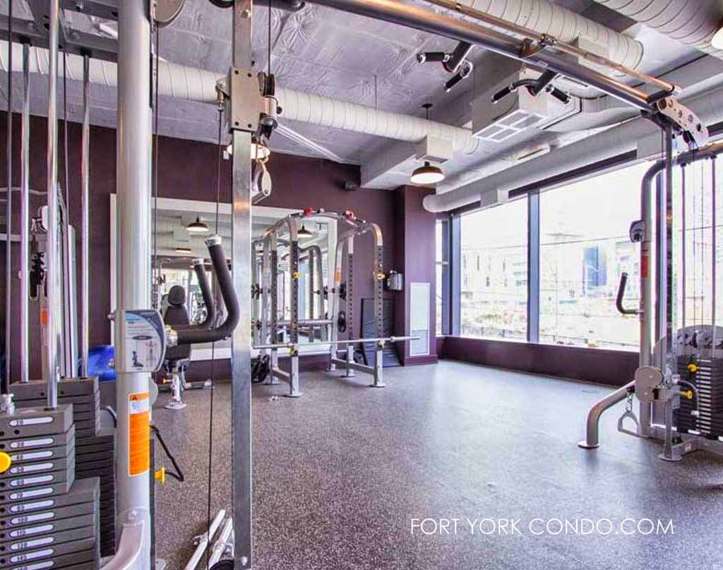 169 Fort York Blvd amenities
