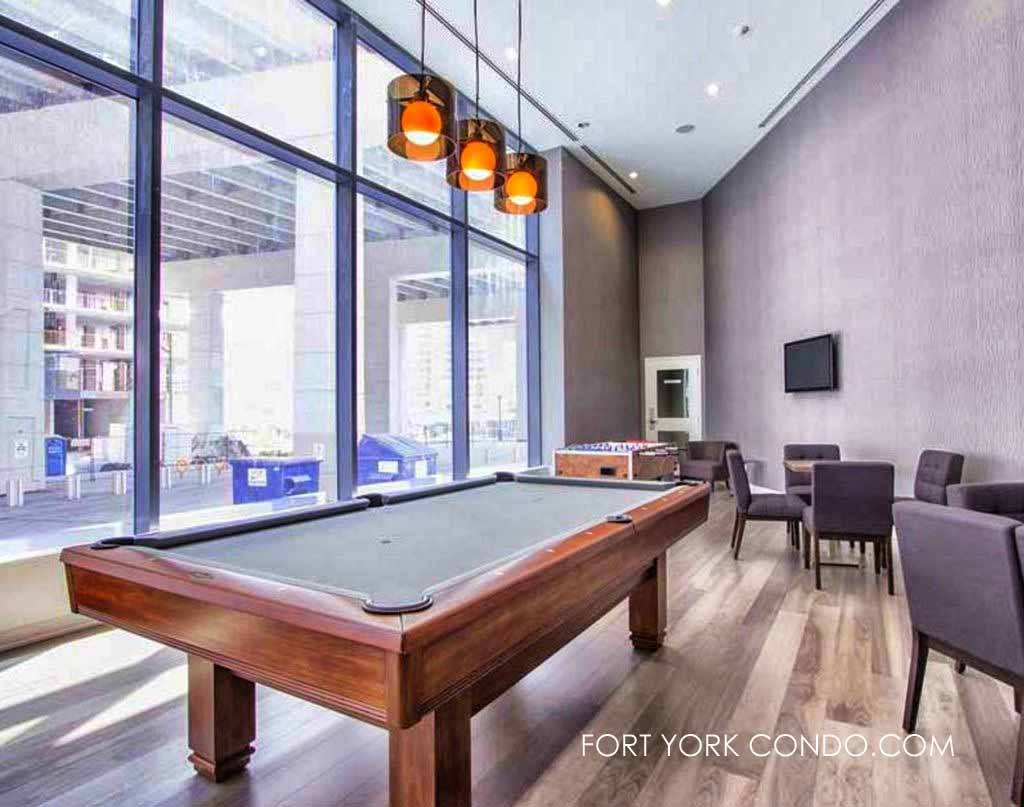 Garrison at Fort York amenities