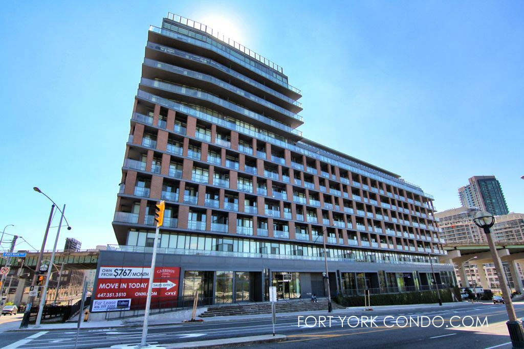 Garrison condo at 169 Fort York Blvd